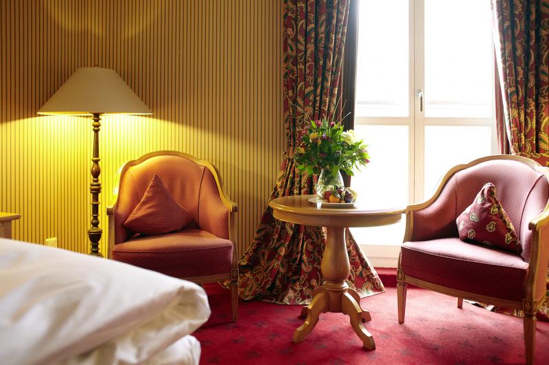 """Romantische Zimmer im Stil """"Lichtenberg"""""""