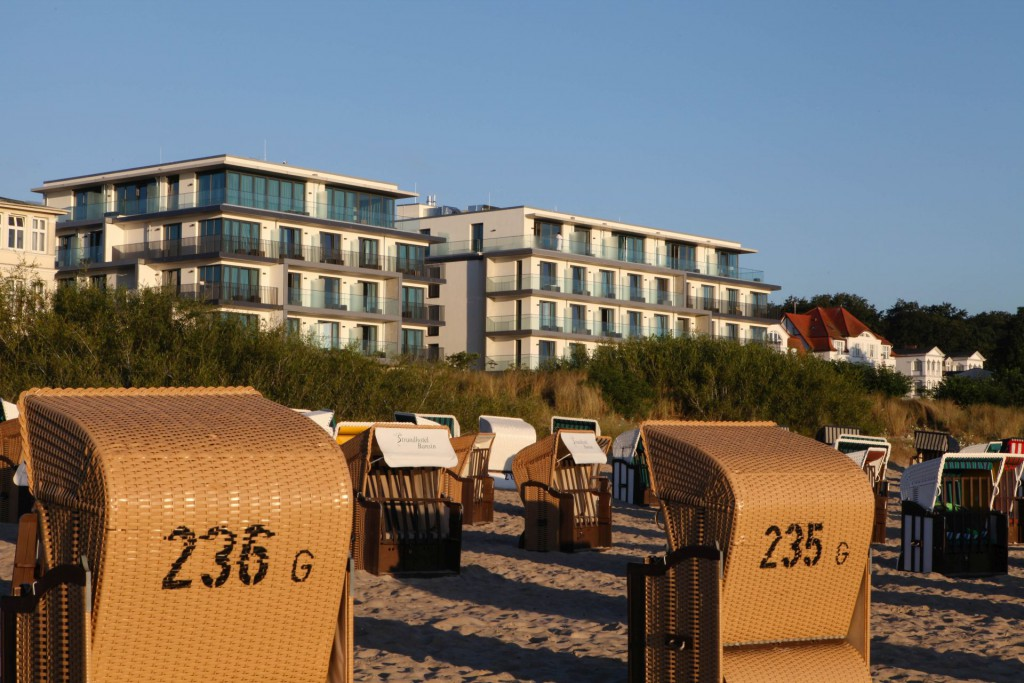 Kaiserstrand Beachhotel Bansin