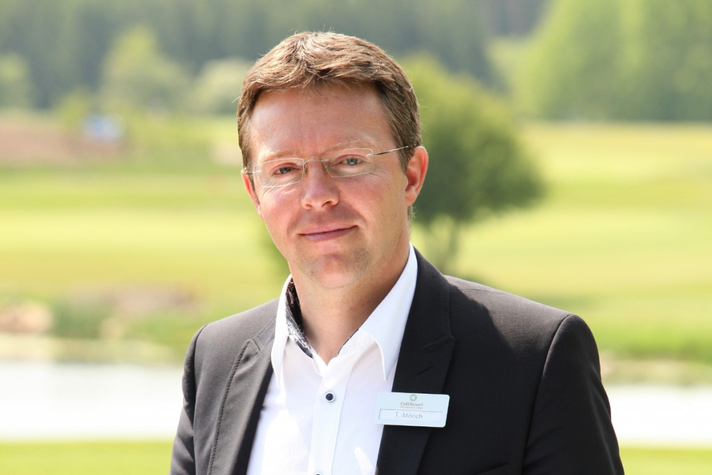 Golf-Manager Thomas Mönch hat das Fastenprogramm mit entwickelt