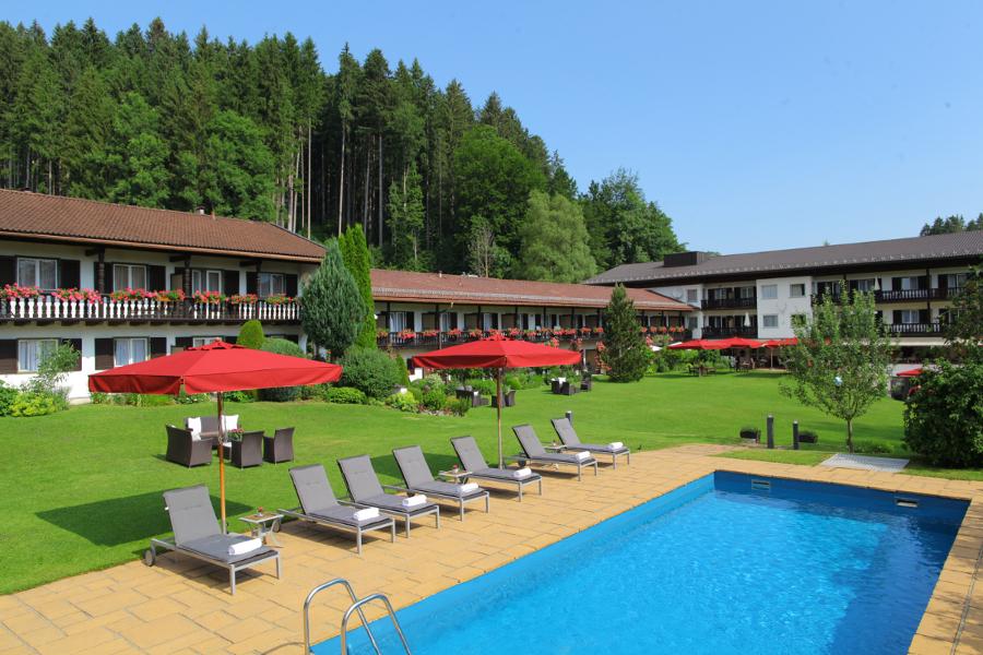 Eine Klinik mit Resort-Atmosphäre