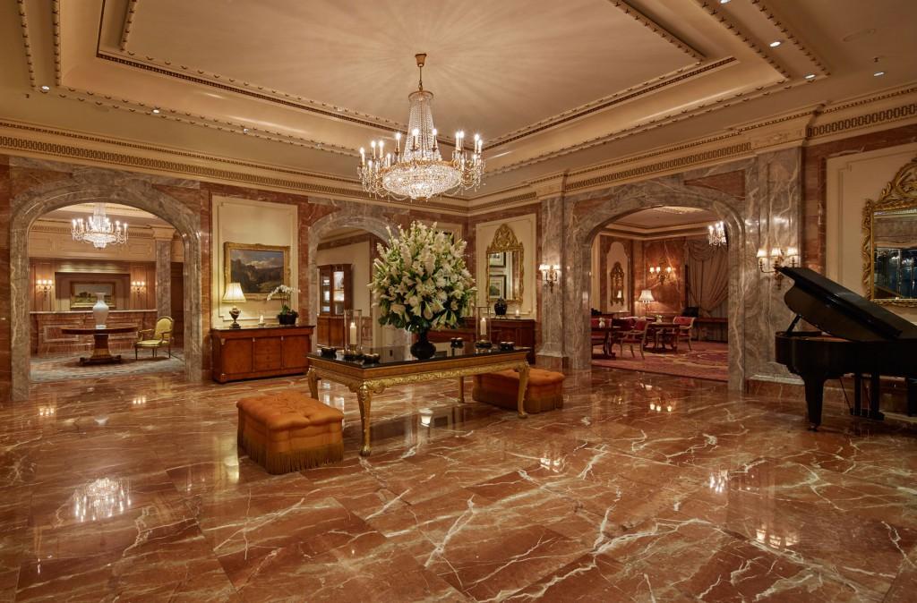 Elegante Lobby