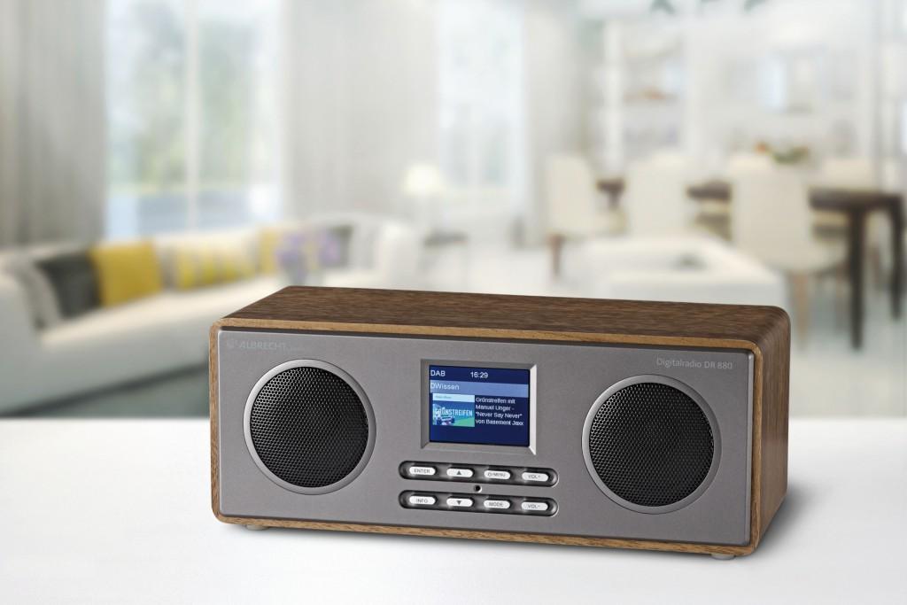 perfektes Wohnzimmerradio