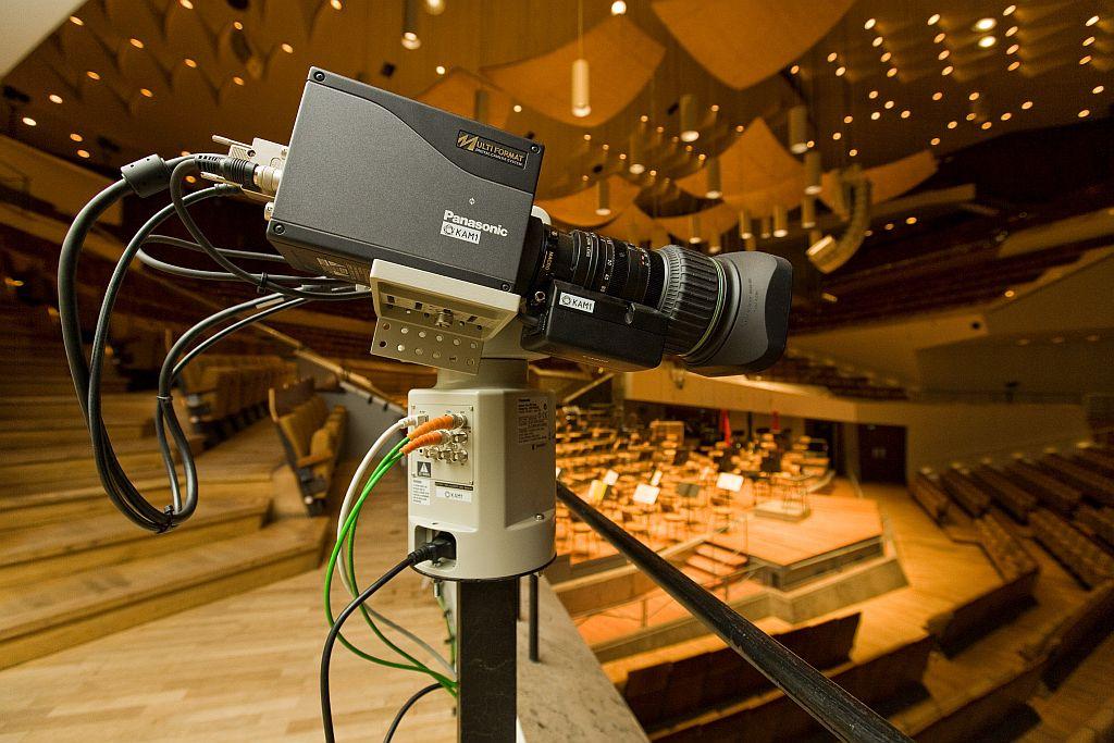Modernste HD-Kameratechnik sorgt für spektakuläre Bilder