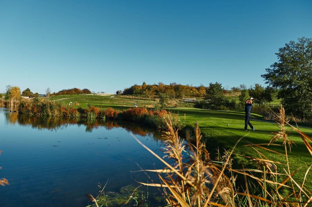 East Course der 45-Loch Golfanlage