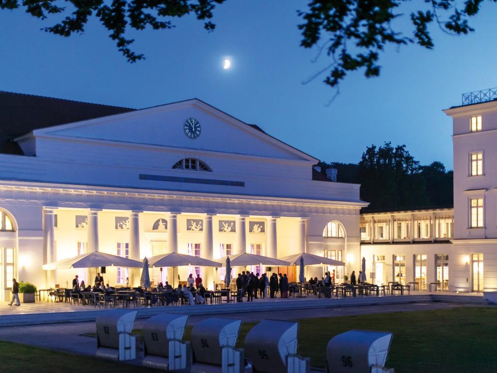 Abendliche Veranstaltung im Grand Hotel Heiligendamm
