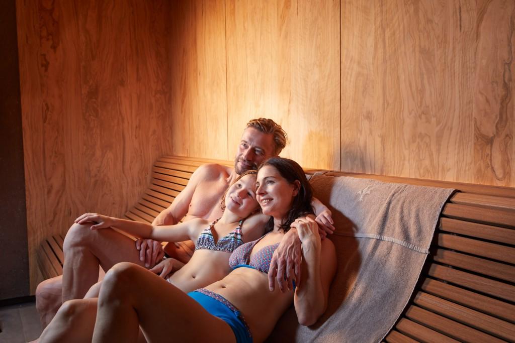 Saunarituale und Entspannung für die ganze Familie