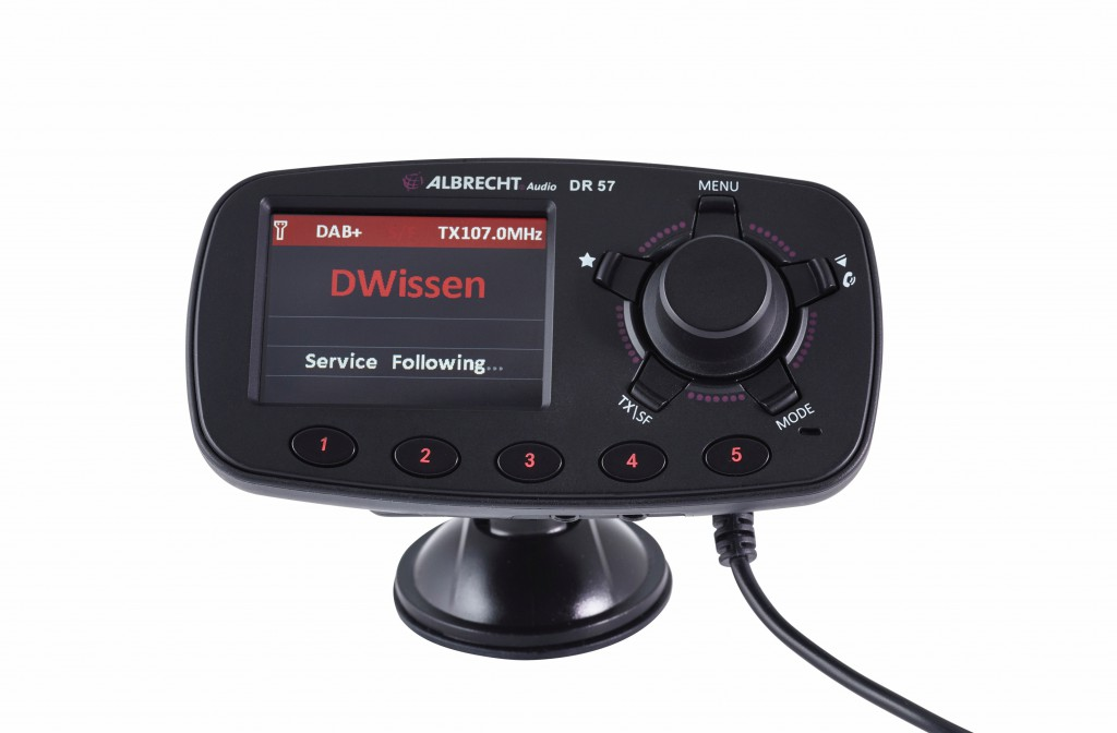 Digitalradio Adapter DR 57