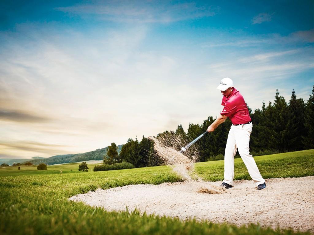 Spektakuläre 36-Loch Golfanlage mit traumhafter Naturkulisse