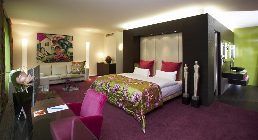 Superior-Suite im Hotel Blauer Reiter
