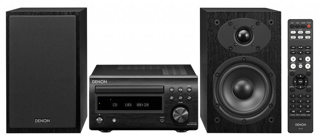 Lautsprecher wurden von Denon mit HiFi-Handwerkskunst und europäischer Tontechnik entwickelt