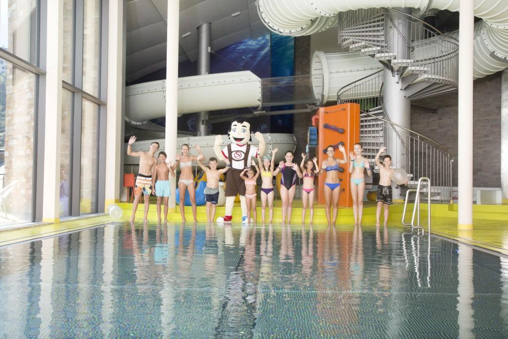 Aqua-Park im STOCK resort