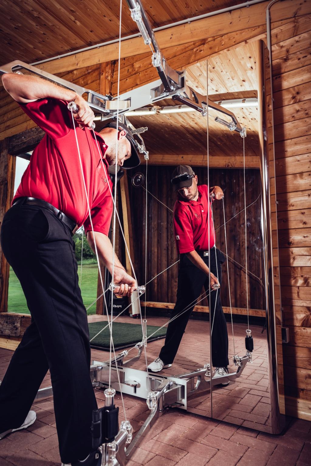 Effektives Indoor-Training für Golfer