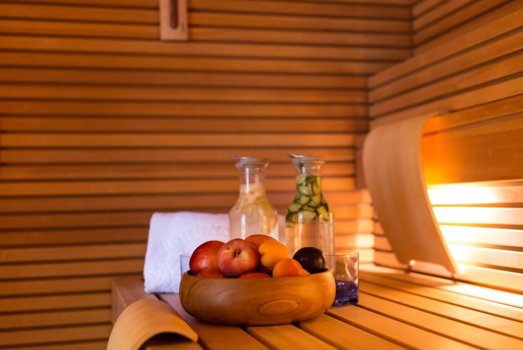 Genuss und Entspannung auf 500-Quadratmeter Saunalandschaft