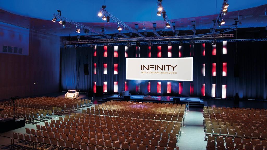 Ballhausforum für bis zu 2.750 Gäste