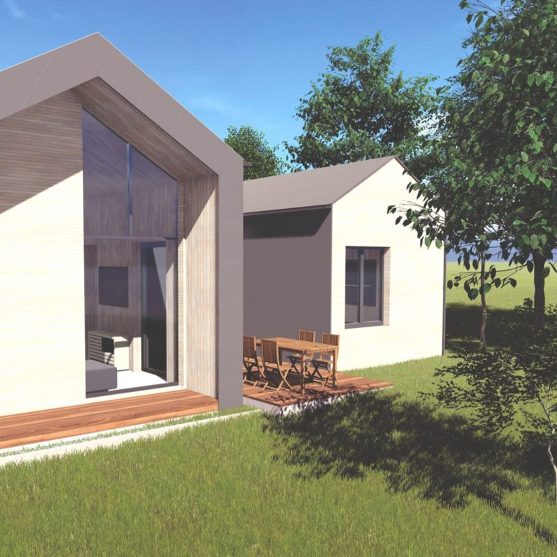 Architektenfoto MANOAH-Haus