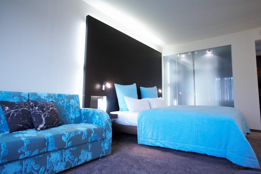 Juniorsuite im Hotel Blauer Reiter