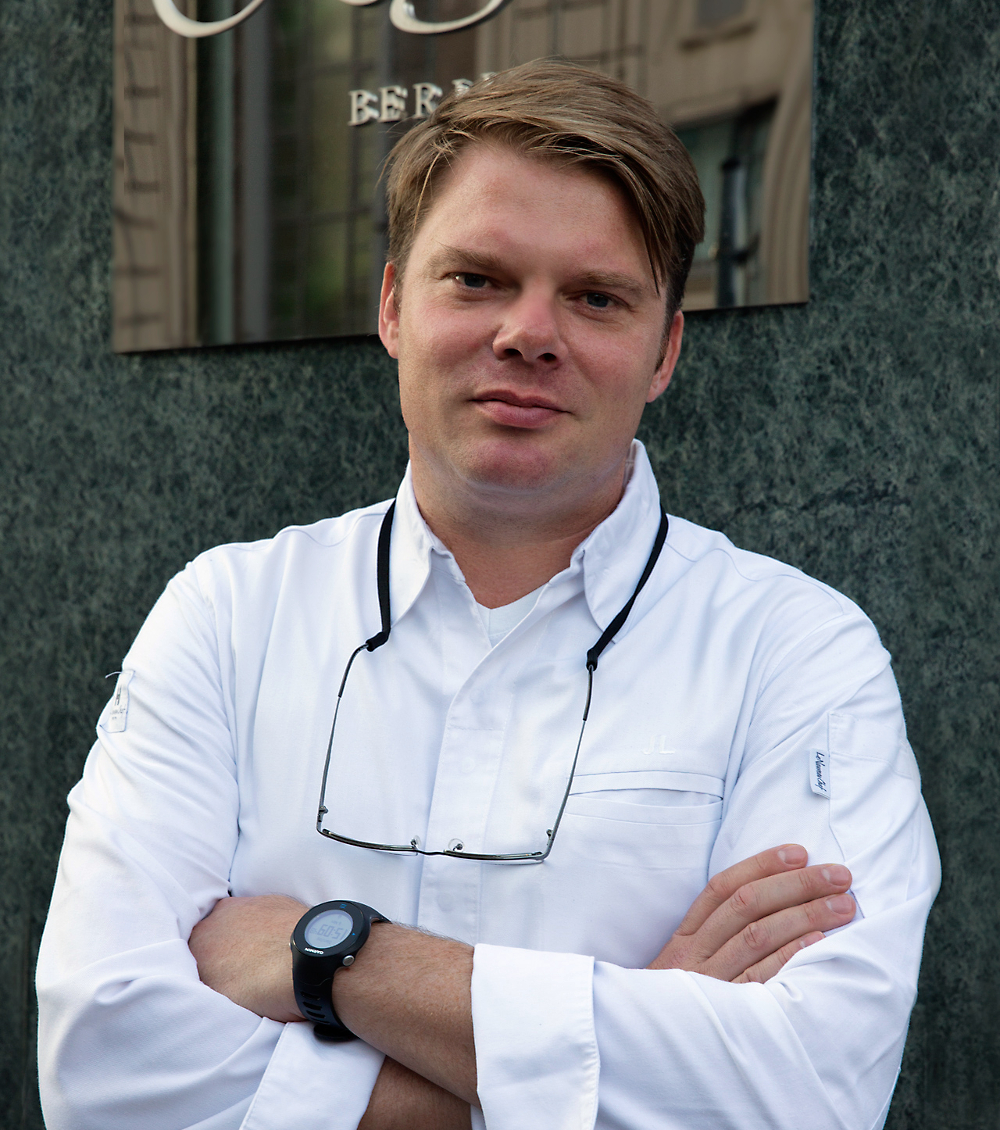 Küchendirektor Jörg Lawerenz