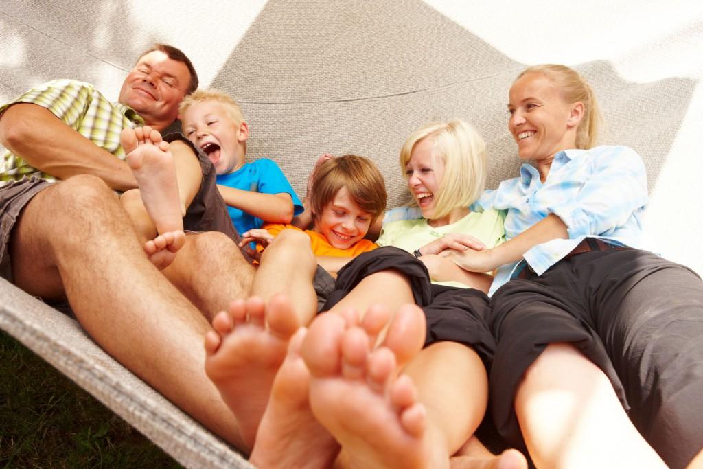 Sommerfeeling für die ganze Familie im Hoteldorf Seeleitn
