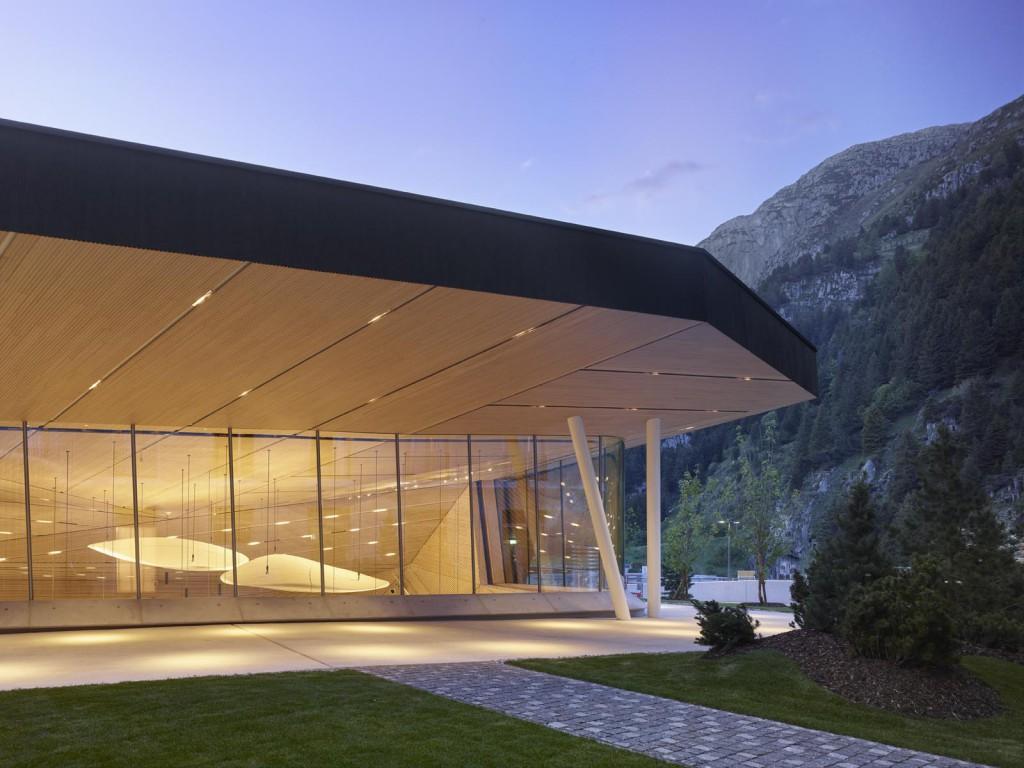 Stimmungsvolle Atmosphäre inmitten der Schweizer Bergwelt