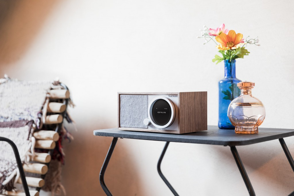 Die perfekte Synthese von zeitlosem Design und moderner Technik: Das Tivoli Audio Model One Digital