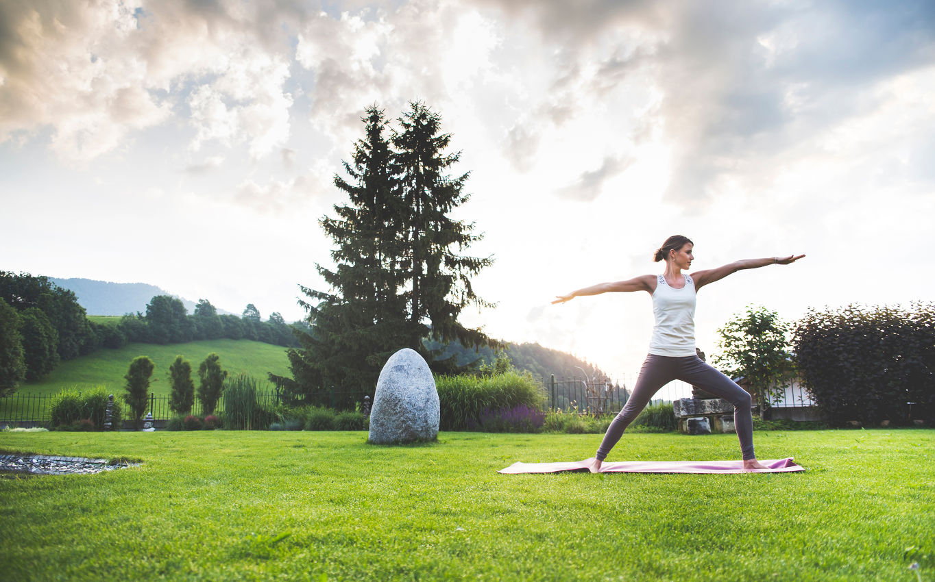 Yoga - ganz individuell oder als Kursangebot