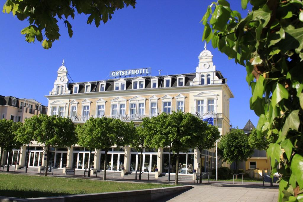 Das Ostseehotel im Seebad Ahlbeck