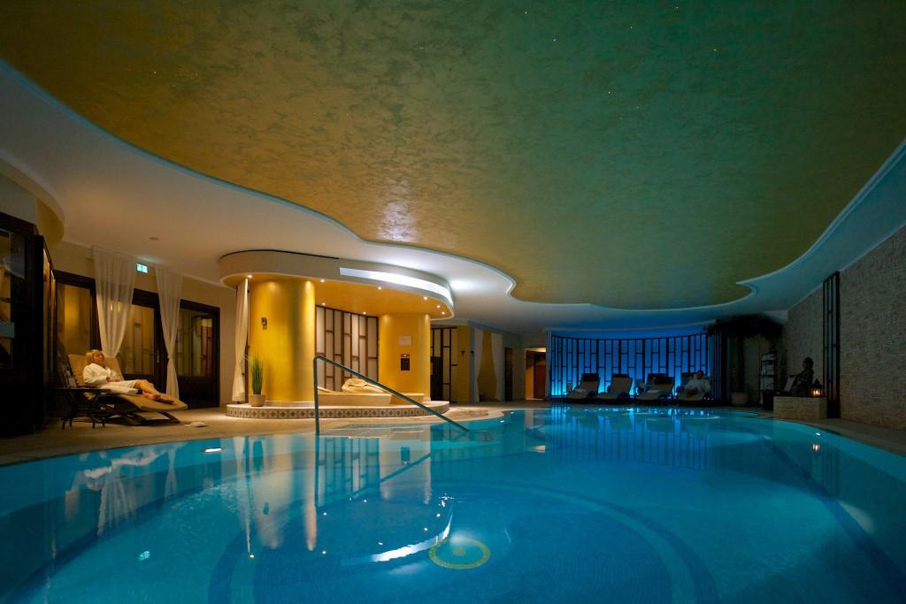 Pool im Kinnaree Spa & Beauty