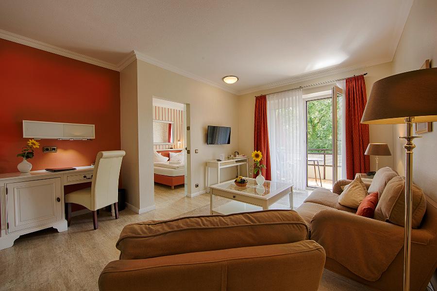 Zimmer mit Wohnbereich