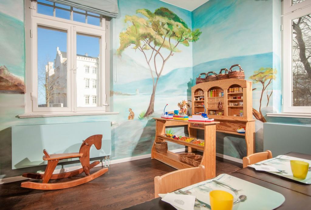 Kinderrestaurant für kleine Leckermäuler